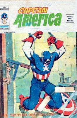 Capitán América Vol. 3 (Grapa) #13