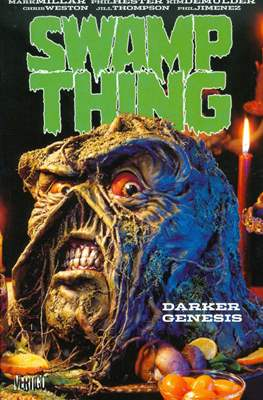 Swamp Thing by Mark Millar (Softcover) #2