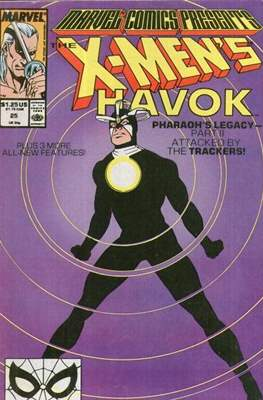 Marvel Comics Presents Vol. 1 (1988-1995) (Comic-Book) #25