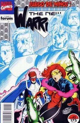 The New Warriors vol. 1 (1991-1995) #42
