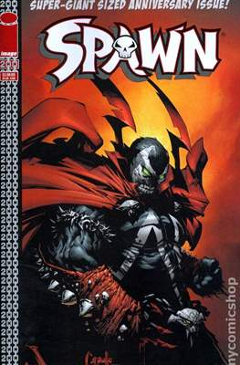 Spawn (Variant Covers) (Comic-book) #200.5