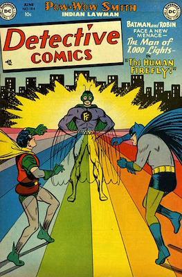 Detective Comics Vol. 1 (1937-2011; 2016-) (Comic Book) #184