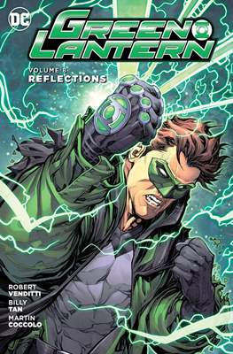 Green Lantern Vol. 5 #8