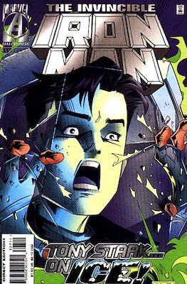 Iron Man Vol. 1 (1968-1996) #327