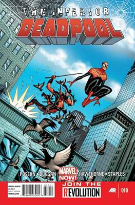Deadpool Vol .3 (2013-2015) #10