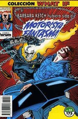 Colección What If Vol. 1 (1989-1994) (Grapa 32 pp) #55