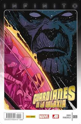 Guardianes de la Galaxia (2013-) (Grapa) #9