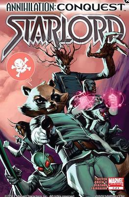 Annihilation: Conquest - Starlord (Digital). 2011 #2