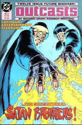 Outcasts Vol. 1 (1987-1988) #4
