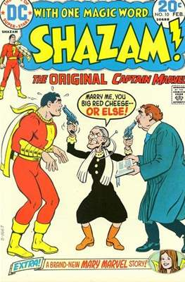 Shazam! Vol.1 #10