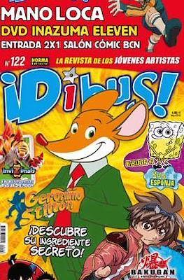 ¡Dibus! (Revista) #122