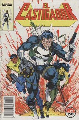 El Castigador (1988-1991) (Grapa. 17x26. 24 páginas. Color.) #19