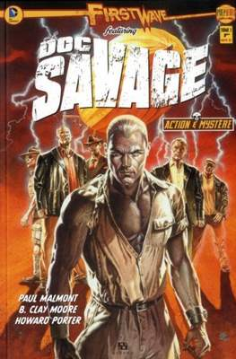 First Wave featuring Doc Savage (Broché) #1