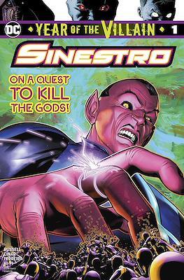 Sinestro Year Of The Villain
