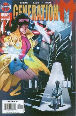 Decimation - Generation M (Comic Book) #2