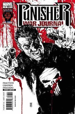 Punisher War Journal Vol 2 (Comic Book) #17
