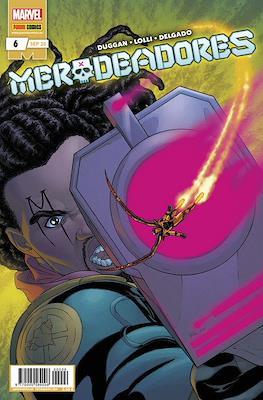 Merodeadores (2020-) #6
