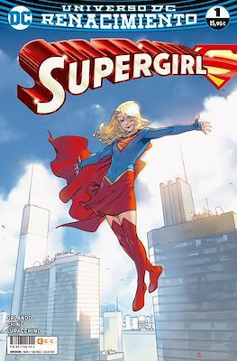 Supergirl. Renacimiento (Rústica 168 pp) #1