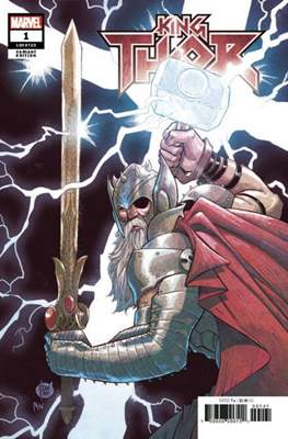 King Thor (Variant Cover) (Comic Book) #1.3