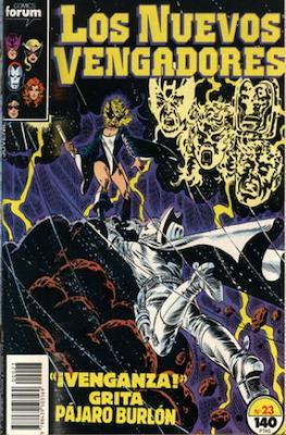 Los Nuevos Vengadores Vol. 1 (1987-1994) (Grapa 32 pp) #23