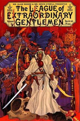 The League of Extraordinary Gentlemen Vol. 2 (2003-2004)