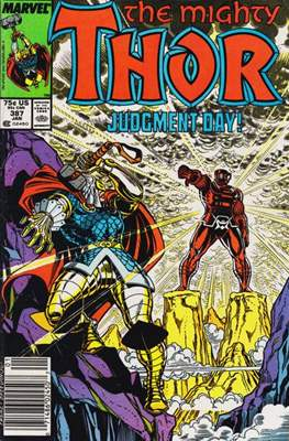 Journey into Mystery / Thor Vol 1 (Comic Book) #387
