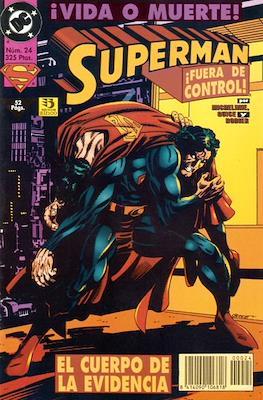 Superman (1993-1996) (Grapa, 48-72 páginas) #24
