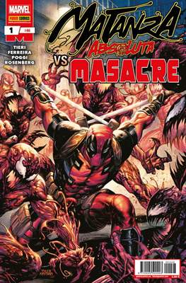 Masacre Vol. 3 (2016-) (Grapa) #46/1