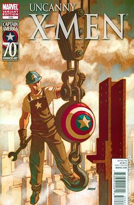 The Uncanny X-Men (1963-2011 Variant Cover) #539