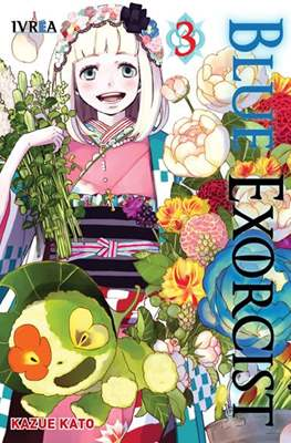 Blue Exorcist (Rústica) #3