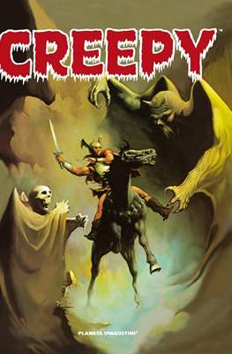 Creepy (Cartoné,232-296 páginas) #14