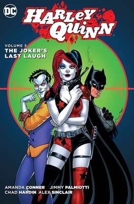 Harley Quinn (2013-2016) (Softcover) #5