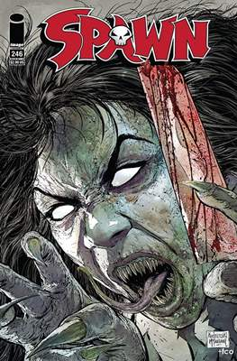 Spawn (Comic Book) #246