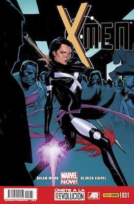 X-Men Vol. 4 / X-Men presenta (2011-2016) (Grapa 24 pp) #31