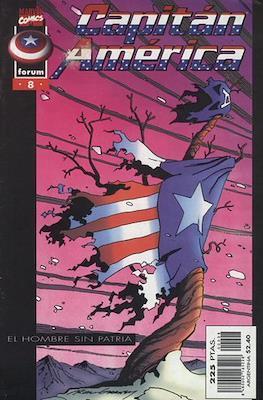 Capitán América Vol. 3 (1996-1997) (Grapa 24 pp) #8