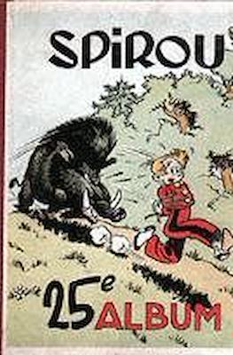 Spirou. Recueil du journal (Cartonné) #25