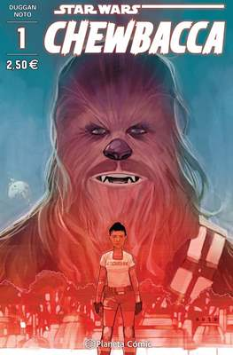 Star Wars. Chewbacca #1