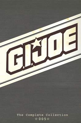 G.I. Joe: The Complete Collection (Hardcover 300-356 pp) #5