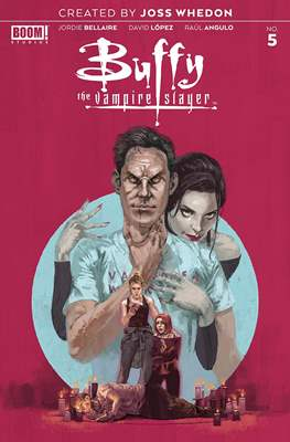 Buffy The Vampire Slayer (2019-) (Comic Book 32 pp) #5