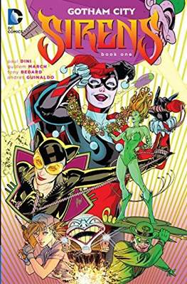 Gotham City Sirens (Softcover) #1