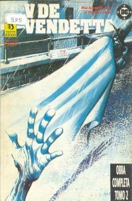 V de Vendetta (Retapado rústica) #2