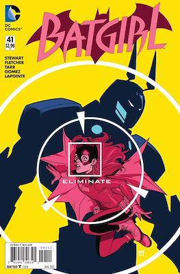 Batgirl Vol. 4 (2011-2016) (Comic-Book) #41