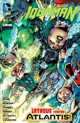Aquaman. Nuevo Universo DC / Renacimiento (Rústica 72-144 pp) #13