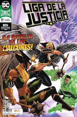 Liga de la Justicia. Nuevo Universo DC / Renacimiento (Grapa) #89/11