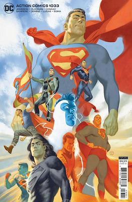 Action Comics Vol. 1 (1938-2011; 2016-... Variant Covers) #1033