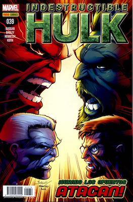 El Increíble Hulk Vol. 2 / Indestructible Hulk / El Alucinante Hulk / El Inmortal Hulk (2012-) (Grapa) #39