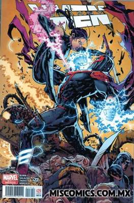 Uncanny X-Men (2016-2017) (Grapa) #22
