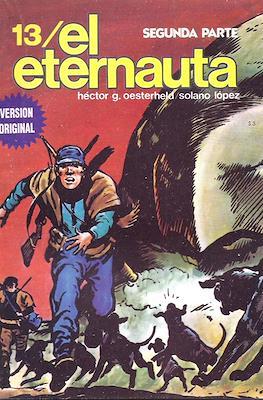 El Eternauta. Segunda Parte - Versión Original (Revista) #13