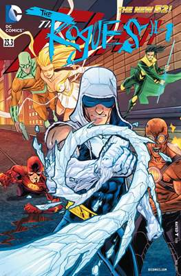 Forever Evil: The Rogues