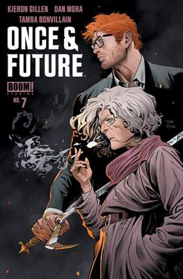 Once & Future (Comic Book) #7